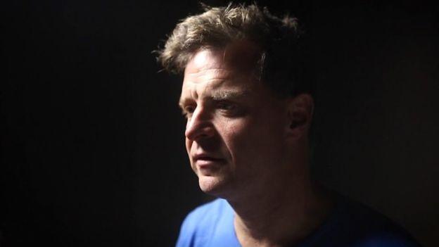 """""""No voy a cumplir con tu exigencia de eliminar la fotografía"""", dijo Espen Egil Hansen, redactor jefe del diario Aftenposten. AFTENPOSTEN"""