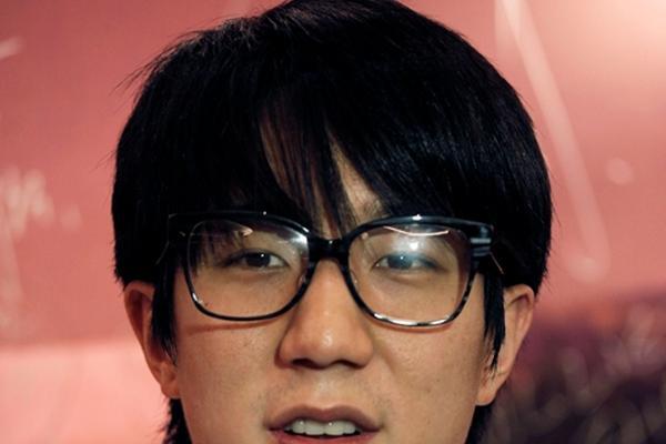 Jaycee Chan, hijo de Jackie Chan sale de la cárcel en Beijing. (Foto Prensa Libre: AP)
