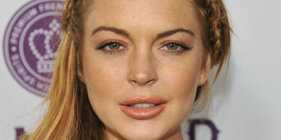 Lindsay Lohan defiende a Trump en Twitter