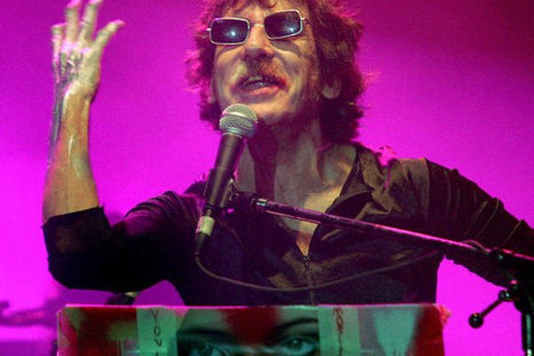 <p>El músico argentino Charly García recibirá distinción. (Foto Prensa Libre: Archivo)<br></p>