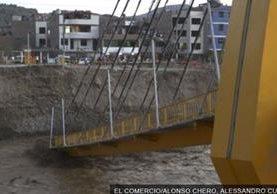 Construir el puente Solidaridad costó US$1,1 millones en 2007.