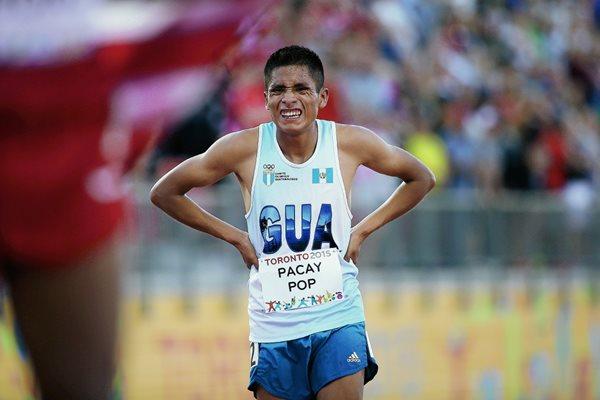 Pacay se quedó lejos de las posiciones de medallas. (Foto Prensa Libre: Cortesía COG)