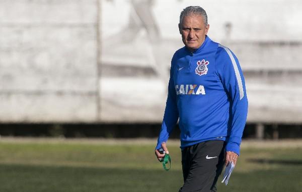 """Adenor Leonardo Bacchi """"Tite"""" es el nuevo entrenador de Brasil. (Foto Prensa Libre: AFP)"""