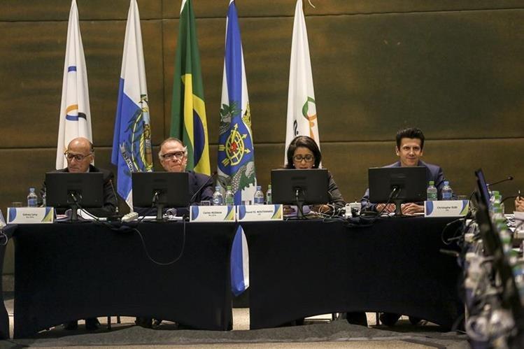 El Comité Organizador de los Juegos Olímpicos de Río 2016, está satisfecho con los avances. (Foto Prensa Libre: AFP).