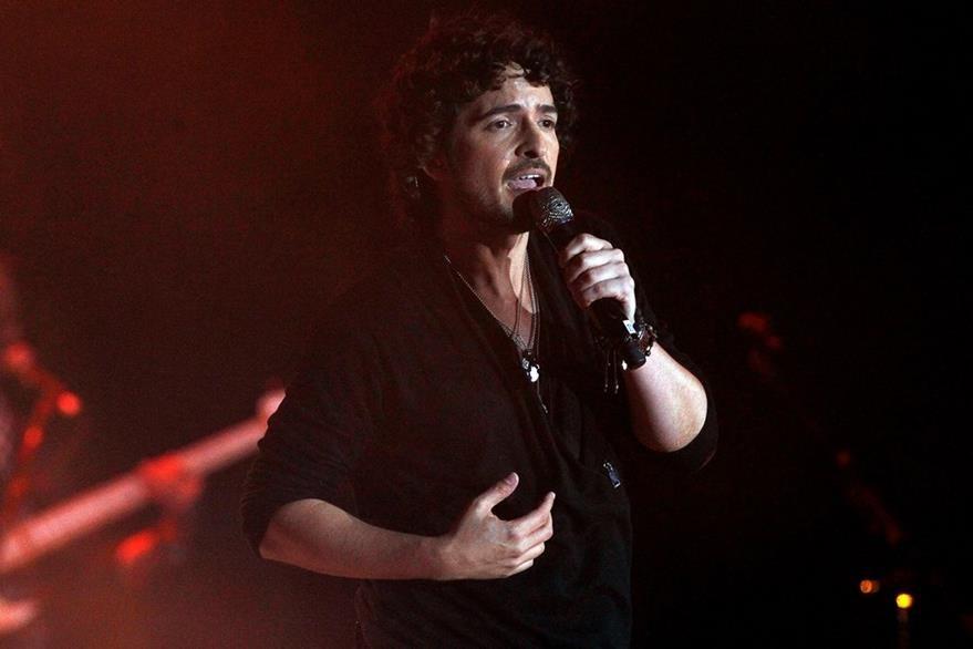 El puertorriqueño Tommy Torres promociona la canción Ven, que interpreta con Gaby Moreno. (Foto Prensa Libre: AP)