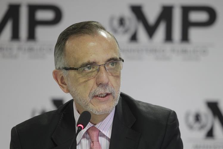 El jefe de la Comisión Internacional contra la Impunidad en Guatemala (Cicig), Iván Velásquez en redes sociales insta a la ciudadanía denuncie con fundamento los actos corruptos. (Foto Prensa Libre: Hemeroteca PL)