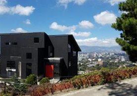 Una residencia, ubicada en Vistas del Ángel, Santa Catarina Pinula, pasaría al Estado.