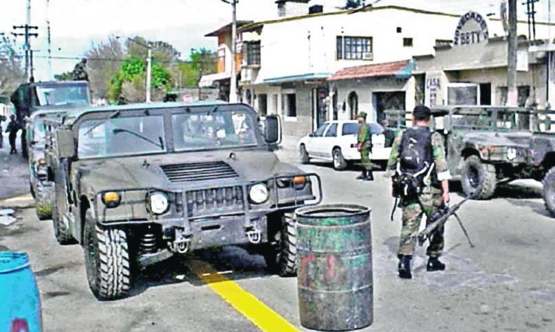 Tamaulipas es un estado mexicano con presencia de carteles del narcotráfico. (Hemeroteca PL)