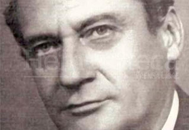 Virgilio Rodríguez Macal nació el 28 de junio de 1916. (Foto: Hemeroteca PL)