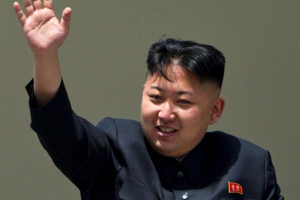<p>Líder norcoreano Kim Jong-Un. (Foto Prensa Libre: AP)<br></p>