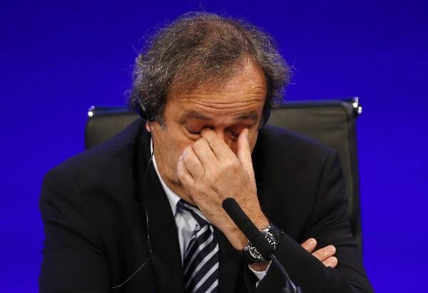 Platini no buscará la presidencia de Fifa. (Foto Prensa Libre: Hemeroteca PL)