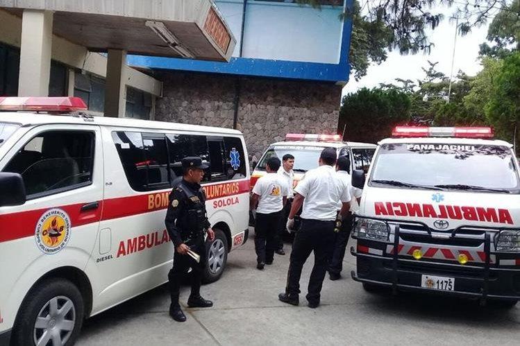 Denuncian supuestas anomalías en los Bomberos Voluntarios. (Foto Prensa Libre: Hemeroteca PL)
