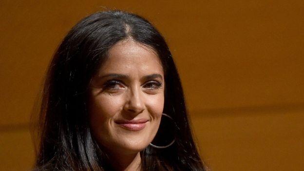 La actriz mexicana cumplió 50 años mientras rodaba la película. (GETTY IMAGES).