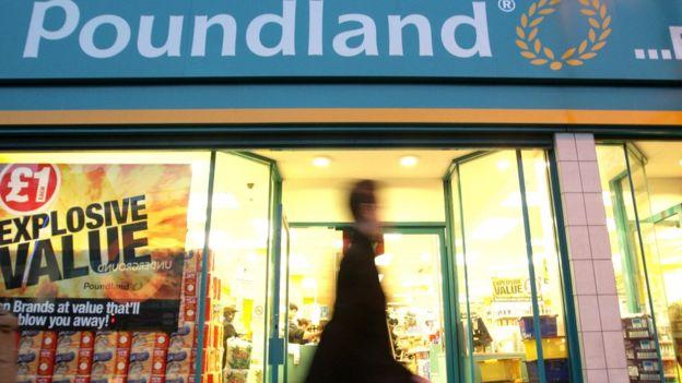 La de Poundland fue una de las primeras adqusiciones después de la victoria del Brexit. PA