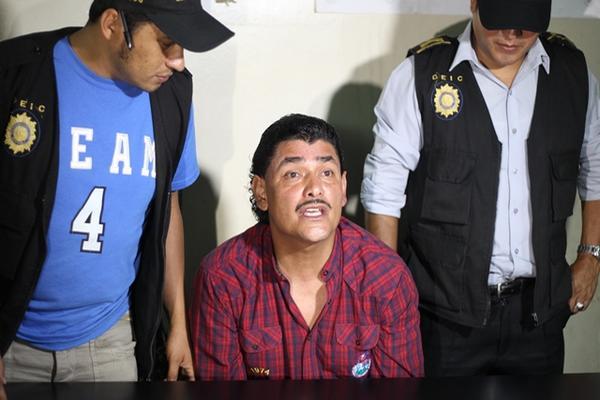 """<p>Marlon Puente es procesado por su presunta implicación en la muerte de un aficionado del equipo de Comunicaciones. (Foto Prensa Libre: Archivo)<br _mce_bogus=""""1""""></p>"""