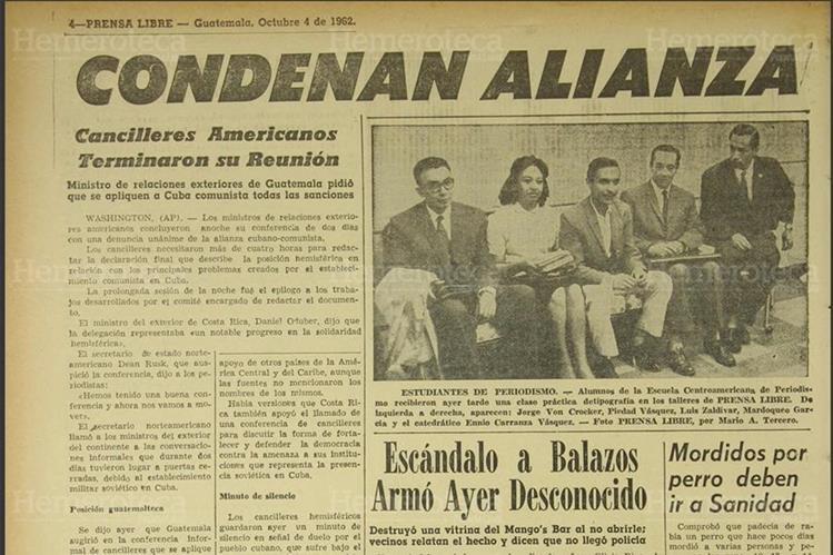 Cancilleres de América Latina condenan alianza de Cuba con Rusia. (Foto: Hemeroteca PL)