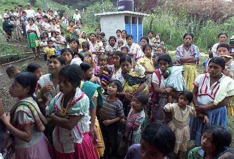 El hambre y la pobreza han afectado a varias comunidades indígenas del oriente del país.