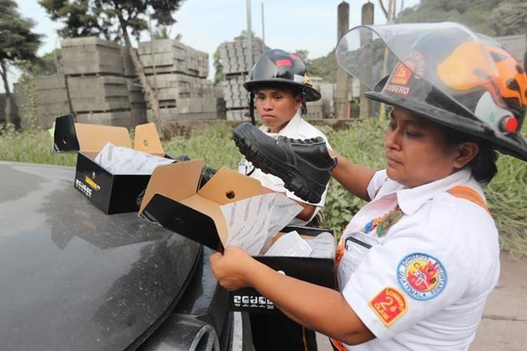 Guatemala formaliza petición de asistencia internacional tras erupción del Volcán de Fuego