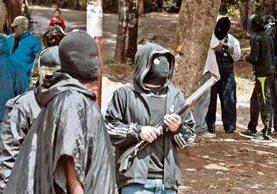 en san Pedro Sacatepéquez operan juntas locales de seguridad señaladas de sembrar zozobra en el lugar.