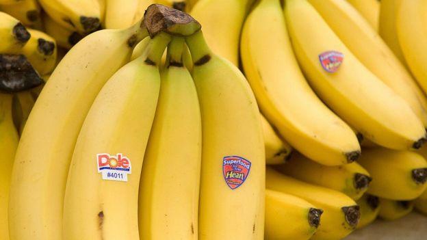 En Honduras competían gigantes como United Fruit (hoy Chiquita) y Standard Fruit (hoy Dole), entre otras bananeras. AFP
