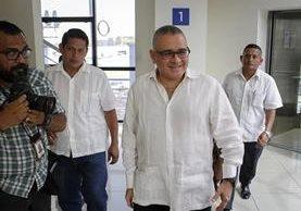 Mauricio Funes, expresidente de El Salvador. (Foto Prensa Libre: EFE).
