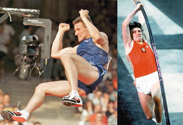 Sergey tenía una frialdad extrema a la hora de competir. Con su sola presencia en la pista intimidaba a sus rivales. (Foto: AS Color)