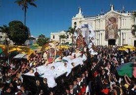 Iglesia de Santo Domingo recibirá a miles de fieles.