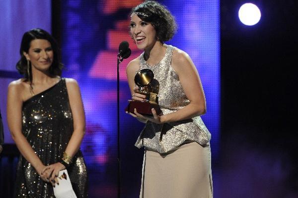 <p>La guatemalteca Gaby Moreno ganó un Latin Grammy en el 2013.</p>