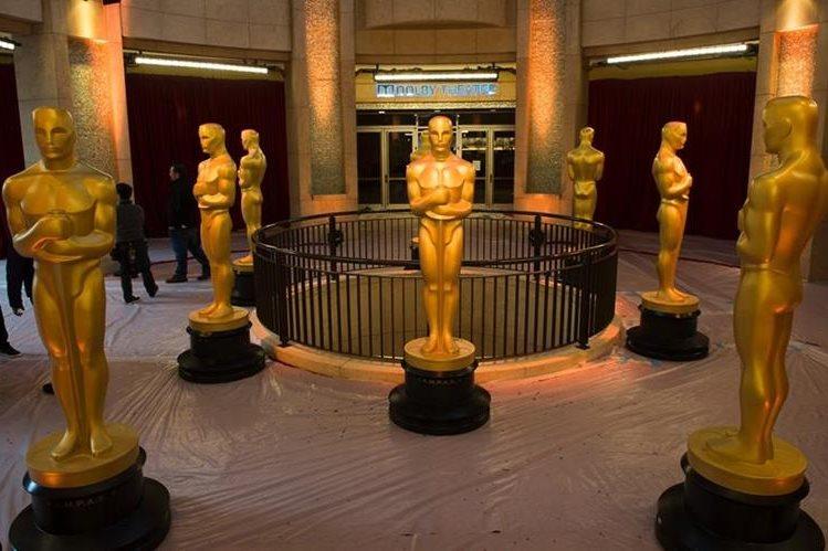 Personalidades podrían sacar a relucir críticas contra el gobierno actual de Estados Unidos, durante la 89 ceremonia de los Oscar. (Foto Prensa Libre, AP)