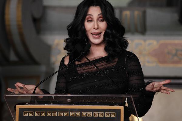 "<p>Cher habla sobre la película ""Burlesque"".</p>"