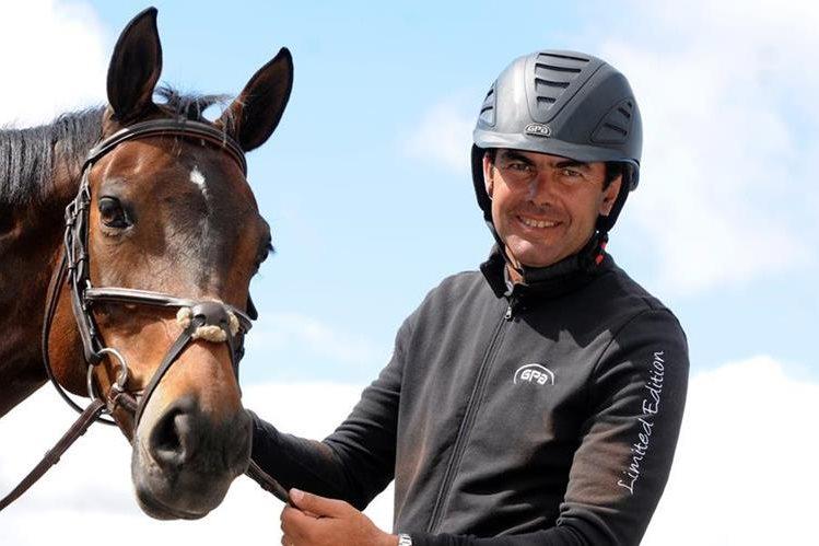 Rodríguez espera comenzar un nuevo ciclo olímpico. (Foto Prensa Libre: Carlos Vicente)