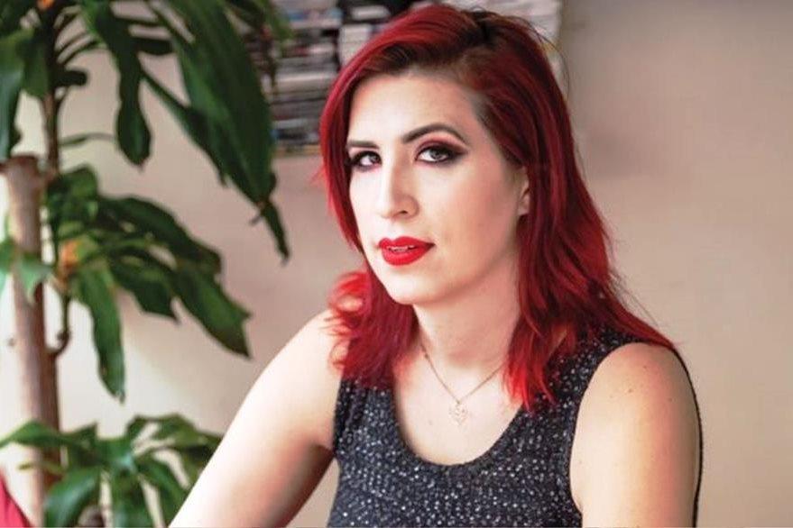La colombiana Ophelia Pastrana en 2011 se mudó a México y allí fundó Kraken Comunicación, una empresa de estrategias digitales. IVONNE VENEGAS
