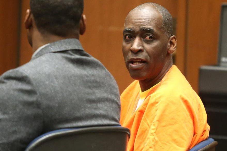 El actor deberá pasar cuatro décadas en la cárcerl. (Foto Prensa Libre: AP)