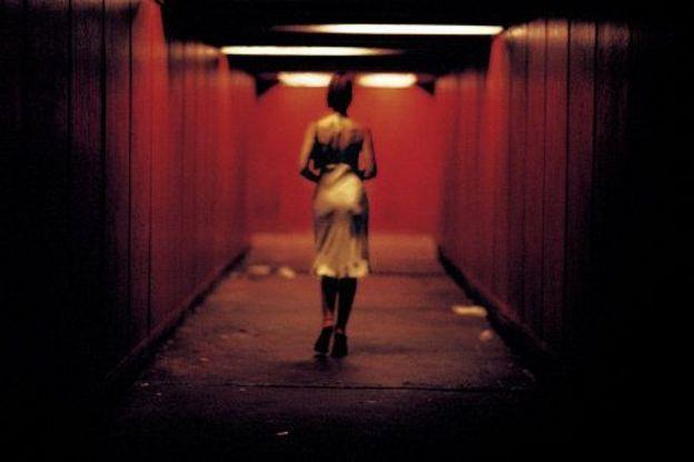 """El preámbulo a la escena de violación del filme """"Irreversible"""", con Mónica Belucci. ALLIANCE ATLANTIS COMMUNICATIONS"""