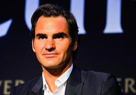 Federer quiere regresar mejor que nunca y aún no piensa en retirarse. (Foto Prensa Libre: AFP)