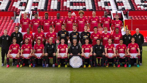 La temporada comenzó con el pie derecho para Manchester United con el título en la Supercopa inglesa. (Foto Prensa Libre: Getty Images)