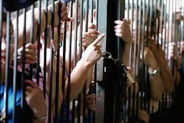 Las reclusas también han denunciado hacinamiento en cárceles. (Foto Prensa Libre: del sitio mmspress.com.mx)