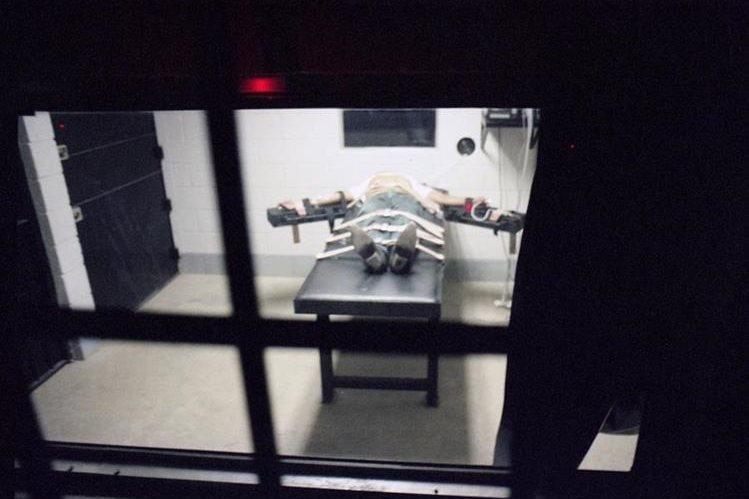 Manuel Martínez Coronado fue ejecutado en 1998 por la muerte de una familia en Chiquimula. (Foto: Hemeroteca PL)