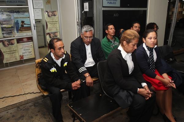 <p>Cinco ecuatorianos quedaron en libertad en un caso donde supuestamente están implicados en trasiego de drogas. (Foto Prensa Libre: Archivo)<br></p>