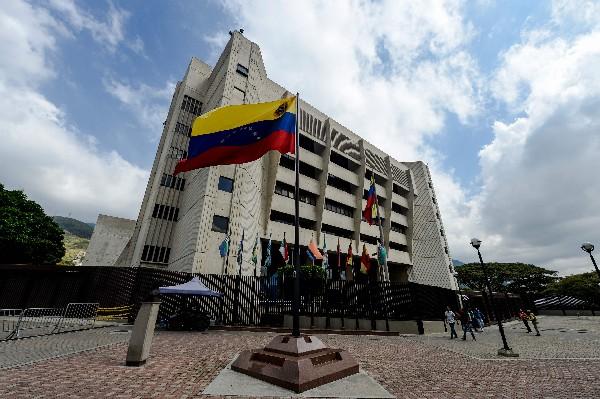 Edificio del  del Tribunal Supremo de Justicia de Venezuela. (EFE).