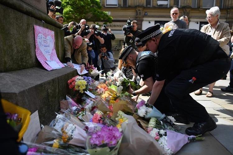 Justo antes de suicidarse, terrorista de Manchester pidió perdón a su madre