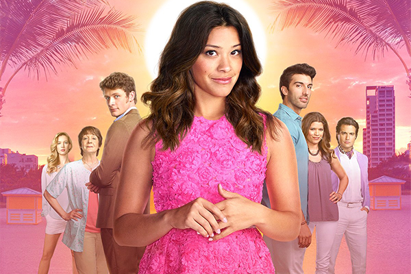 Gina Rodríguez es la protagonista de la serie Jane the Virgin. (Foto Prensa Libre: Hemeroteca PL)