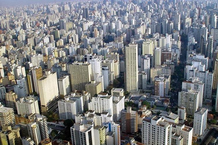 Sao Paulo, Brasil, una de las ciudades más grandes del mundo. (Foto Hemeroteca PL