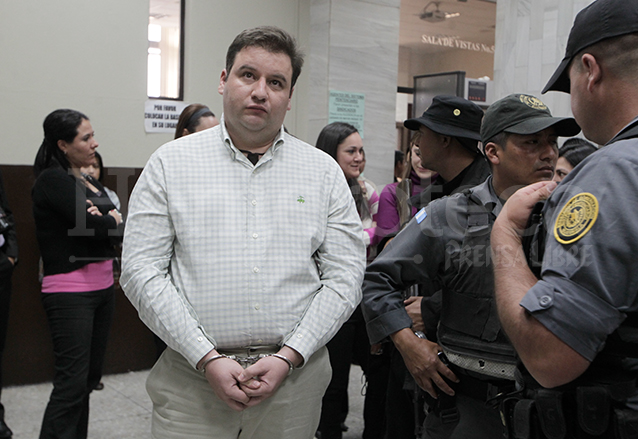 Roberto Barreda de León, esposo de Cristina y principal sospechoso de su desaparición. (Foto: Hemeroteca PL)