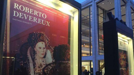 Metropolitan Opera House de Nueva York comenzó a transmitir en directo a los cines en 2006. (GETTY IMAGES).