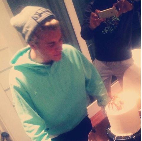 Justin Bieber tuvo un gran cumpleaños. (Foto Prensa Libre: Hemeroteca PL)