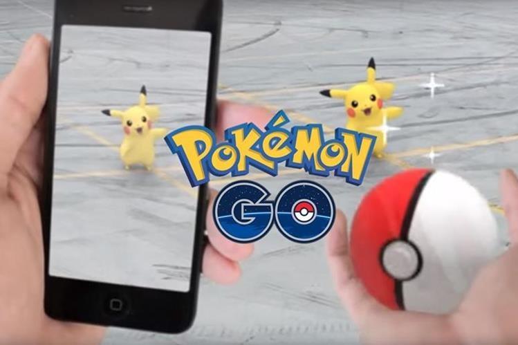 Pokémon Go es un juego gratuito de realidad aumentada que fue lanzado a principios de julio y ha causado furor en todo el mundo. (Foto: Hemeroteca PL).