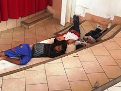 Los niños que continúan en el Hogar Seguro esperan ele procedimiento de entrega que los jueces comenzaron el miércoles. (Foto Prensa Libre: Cortesía)