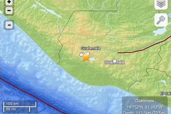 """<p>Vecinos de occidente indicaron que el sismo fue sensible y provocó segundos de temor.<br _mce_bogus=""""1""""></p>"""