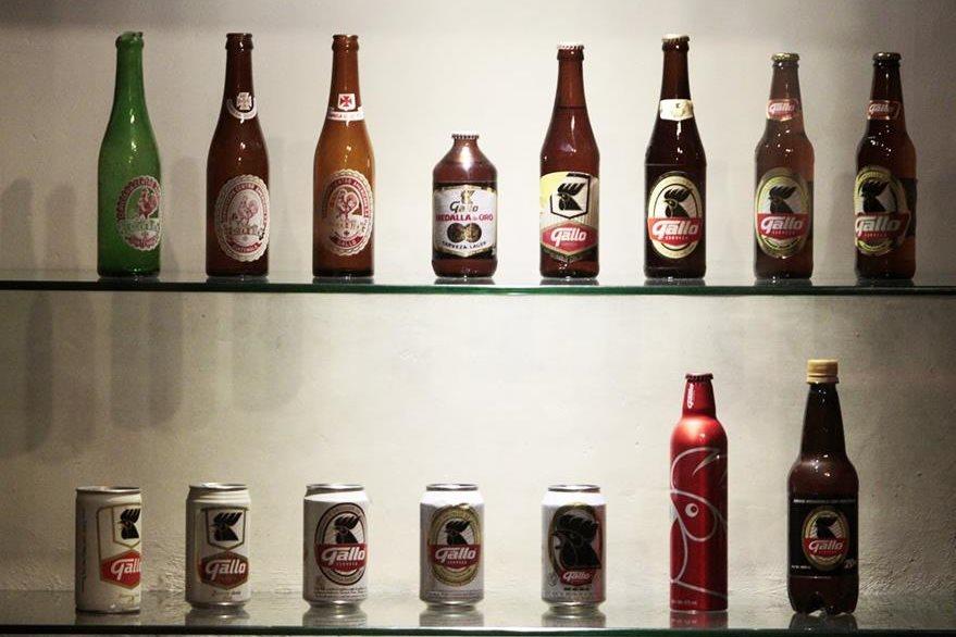 Evolución de las  presentaciones de la marca líder de la Cervecería Centro Americana.